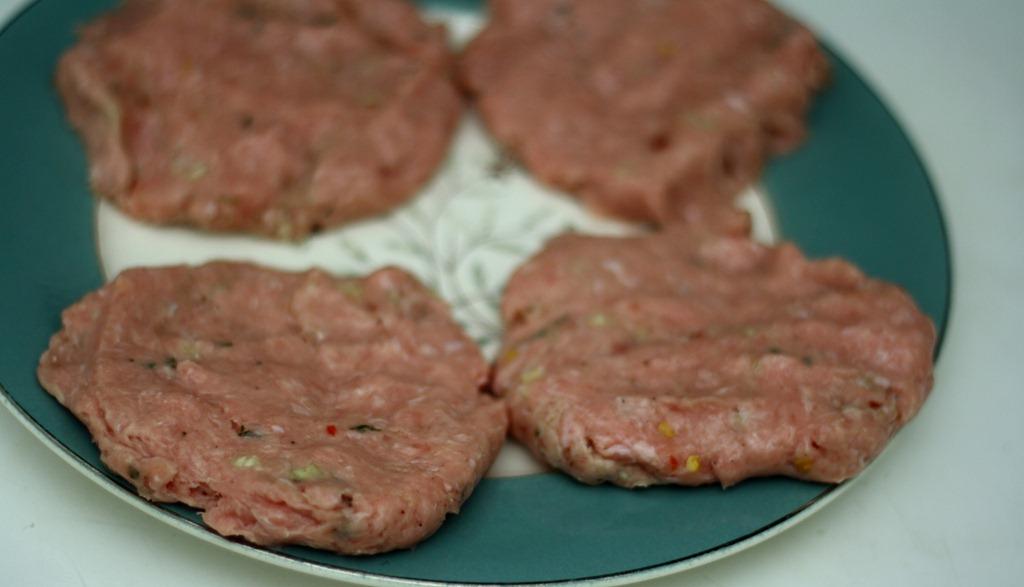 Buffalo Style Turkey Burgers | Make Eat Repeat